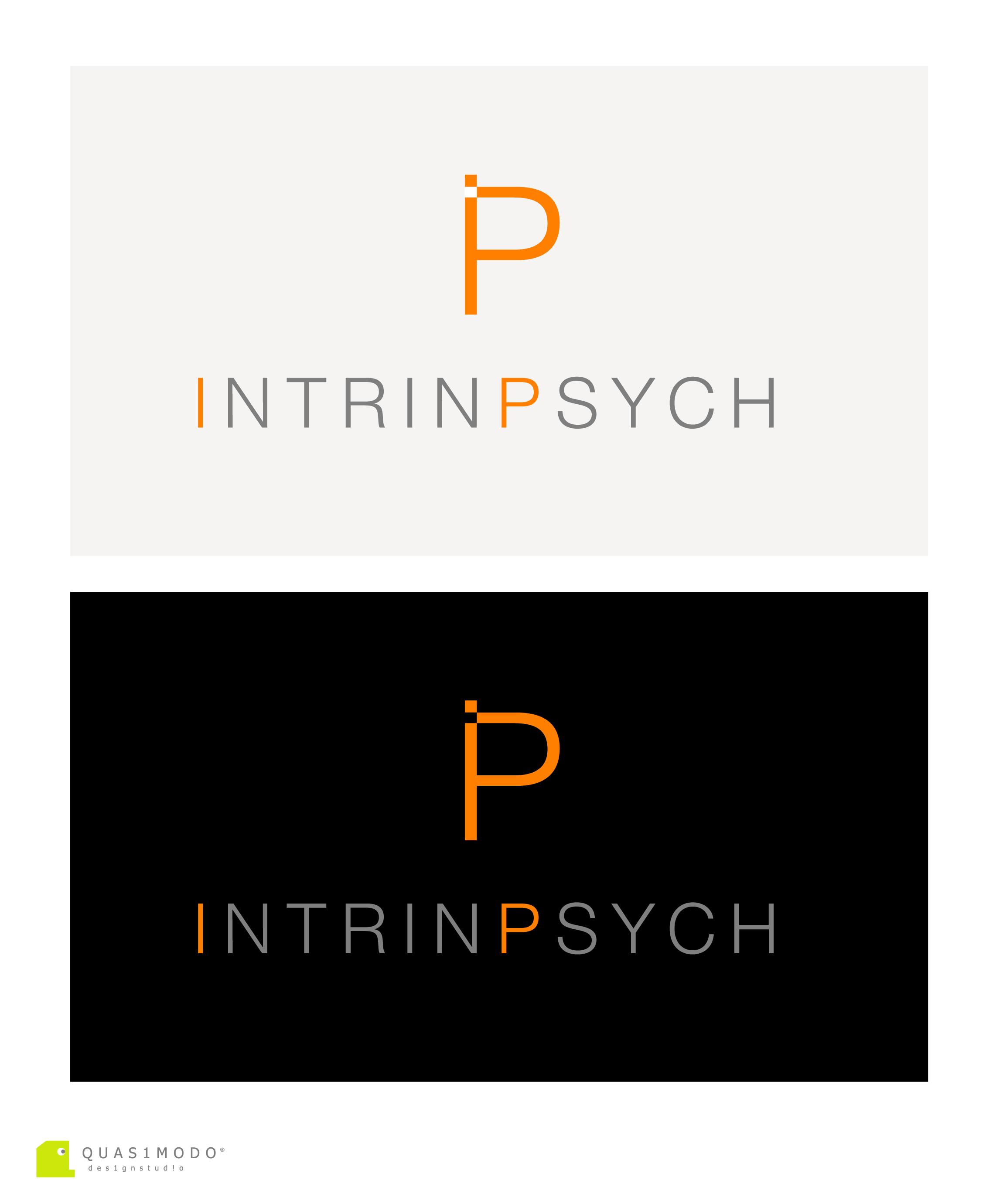 Logo Design by DIMITRIOS PAPADOPOULOS - Entry No. 173 in the Logo Design Contest New Logo Design for IntrinPsych.