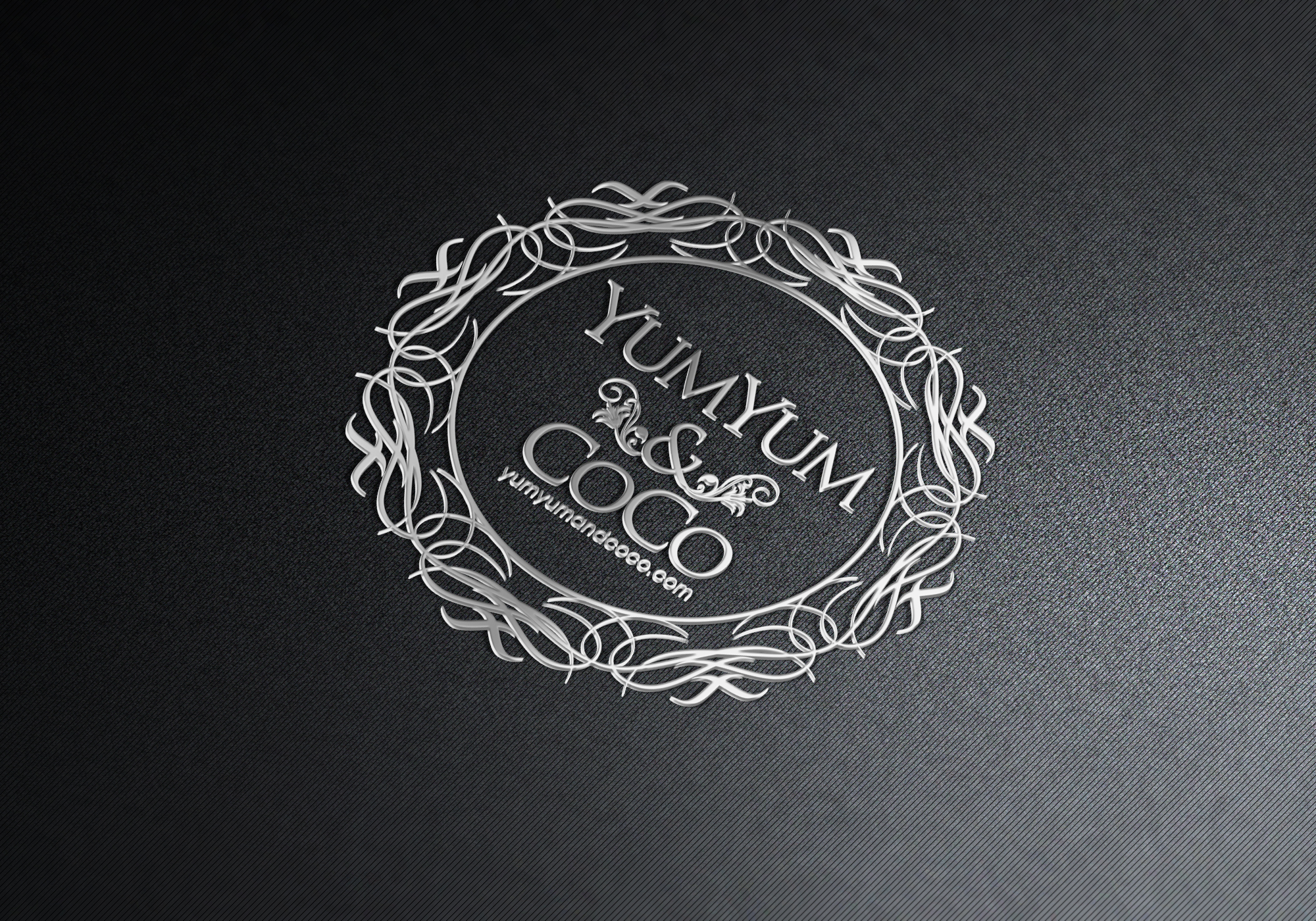Logo Design by Jagdeep Singh - Entry No. 224 in the Logo Design Contest Logo Design for YumYum & CoCo.