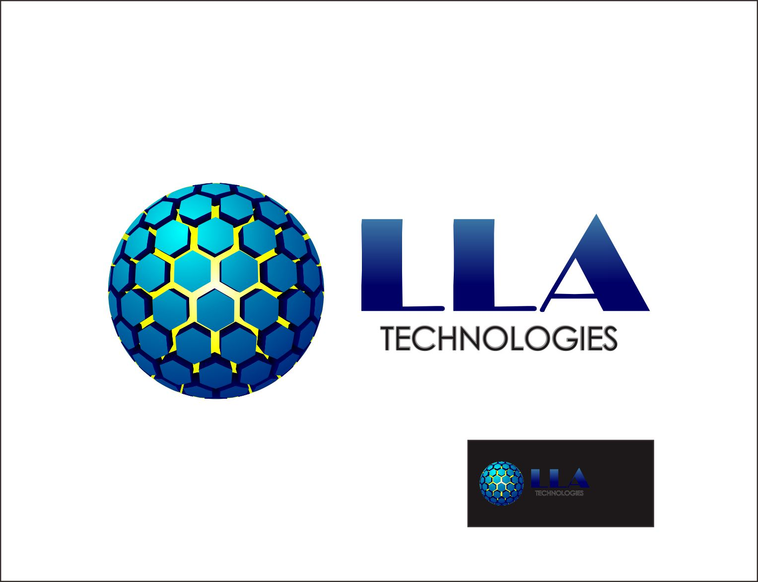 Logo Design by Agus Martoyo - Entry No. 18 in the Logo Design Contest Inspiring Logo Design for LLA Technologies Inc..