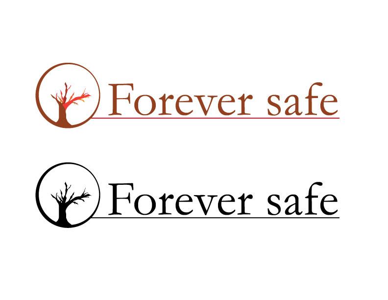 Logo Design by Jack  Wegert - Entry No. 61 in the Logo Design Contest Inspiring Logo Design for Forever Safe Productions.