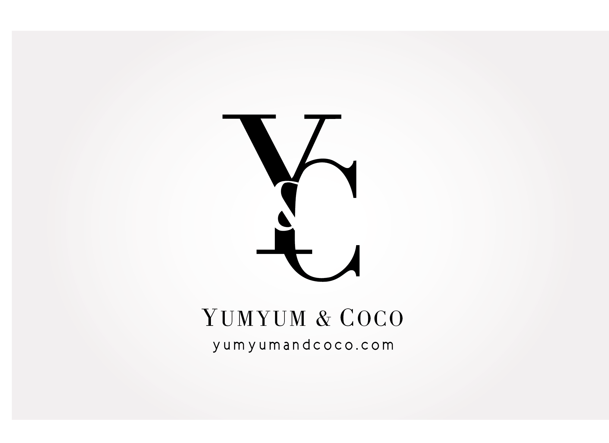 Logo Design by Son Graphics - Entry No. 234 in the Logo Design Contest Logo Design for YumYum & CoCo.