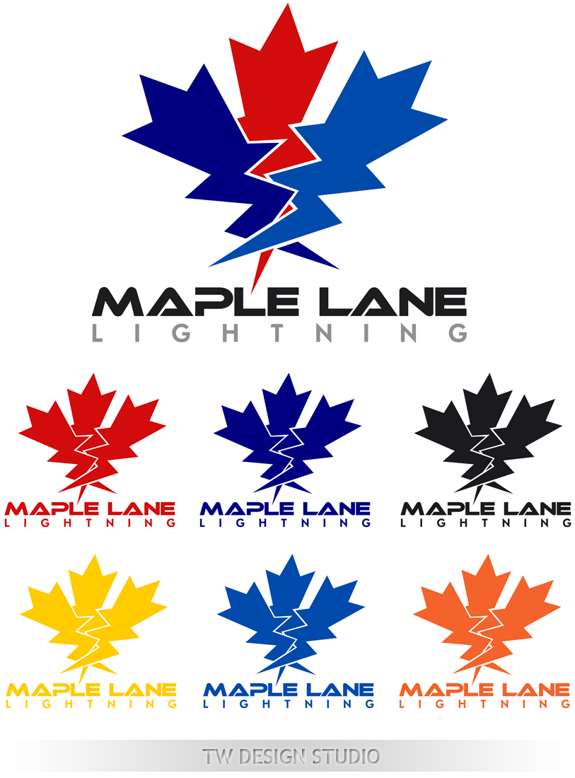 Logo Design by Private User - Entry No. 135 in the Logo Design Contest Maple Lane Logo Design.