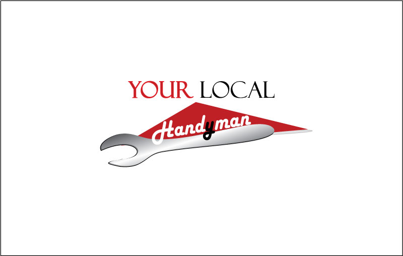 Logo Design by Shahzad Asim - Entry No. 26 in the Logo Design Contest YourLocalHandyman.