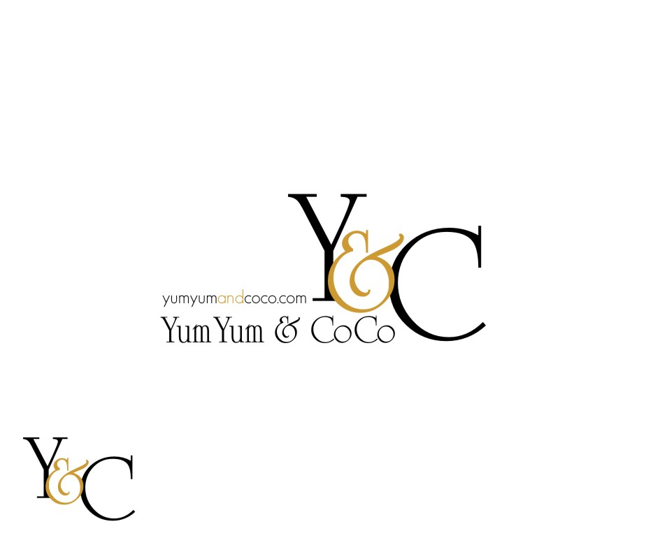 Logo Design by untung - Entry No. 238 in the Logo Design Contest Logo Design for YumYum & CoCo.