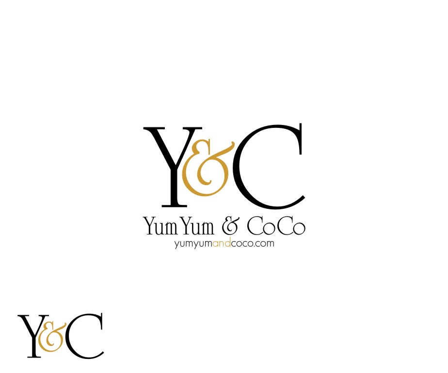 Logo Design by untung - Entry No. 239 in the Logo Design Contest Logo Design for YumYum & CoCo.