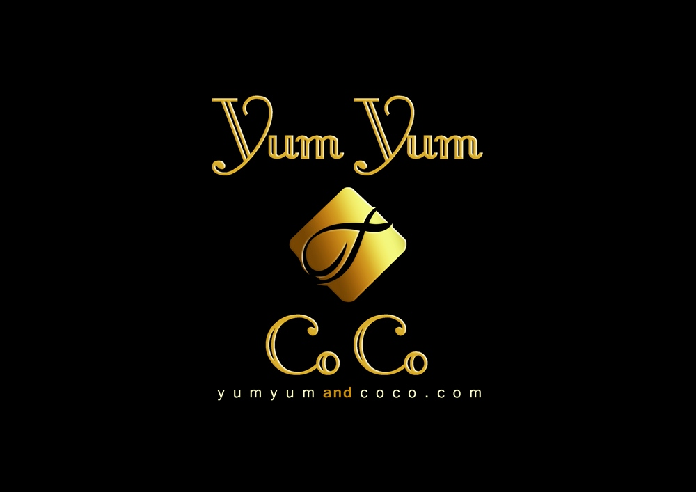 Logo Design by Respati Himawan - Entry No. 240 in the Logo Design Contest Logo Design for YumYum & CoCo.