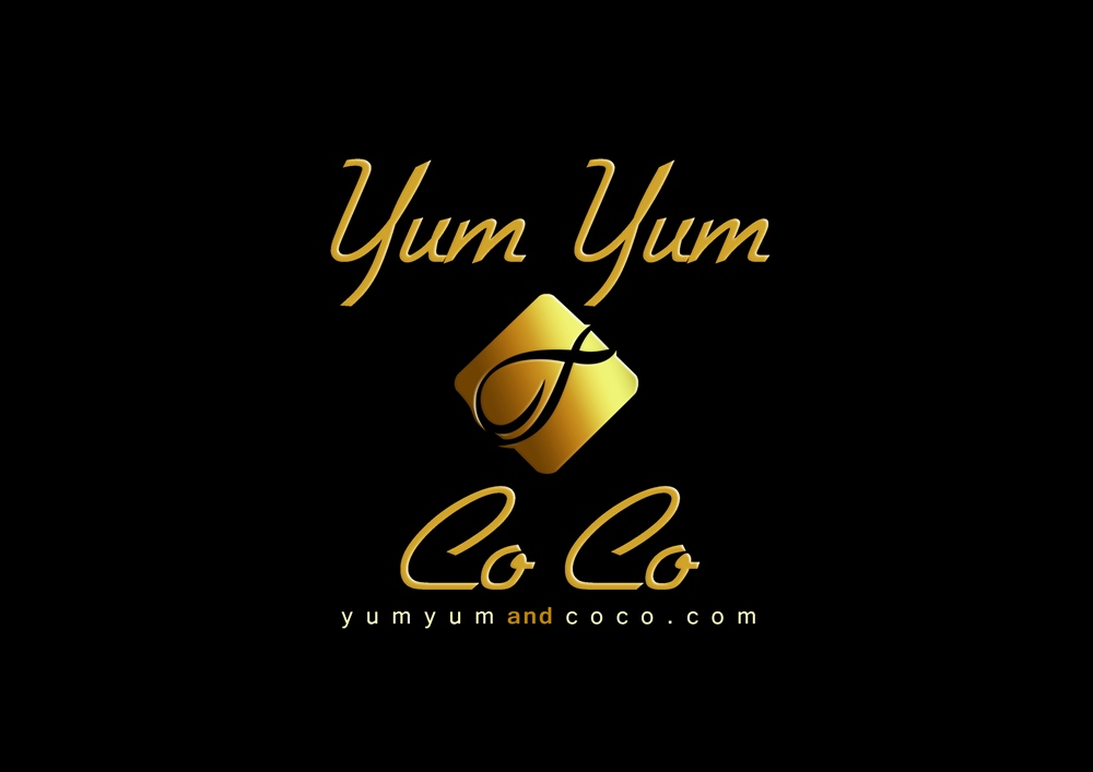 Logo Design by Respati Himawan - Entry No. 241 in the Logo Design Contest Logo Design for YumYum & CoCo.