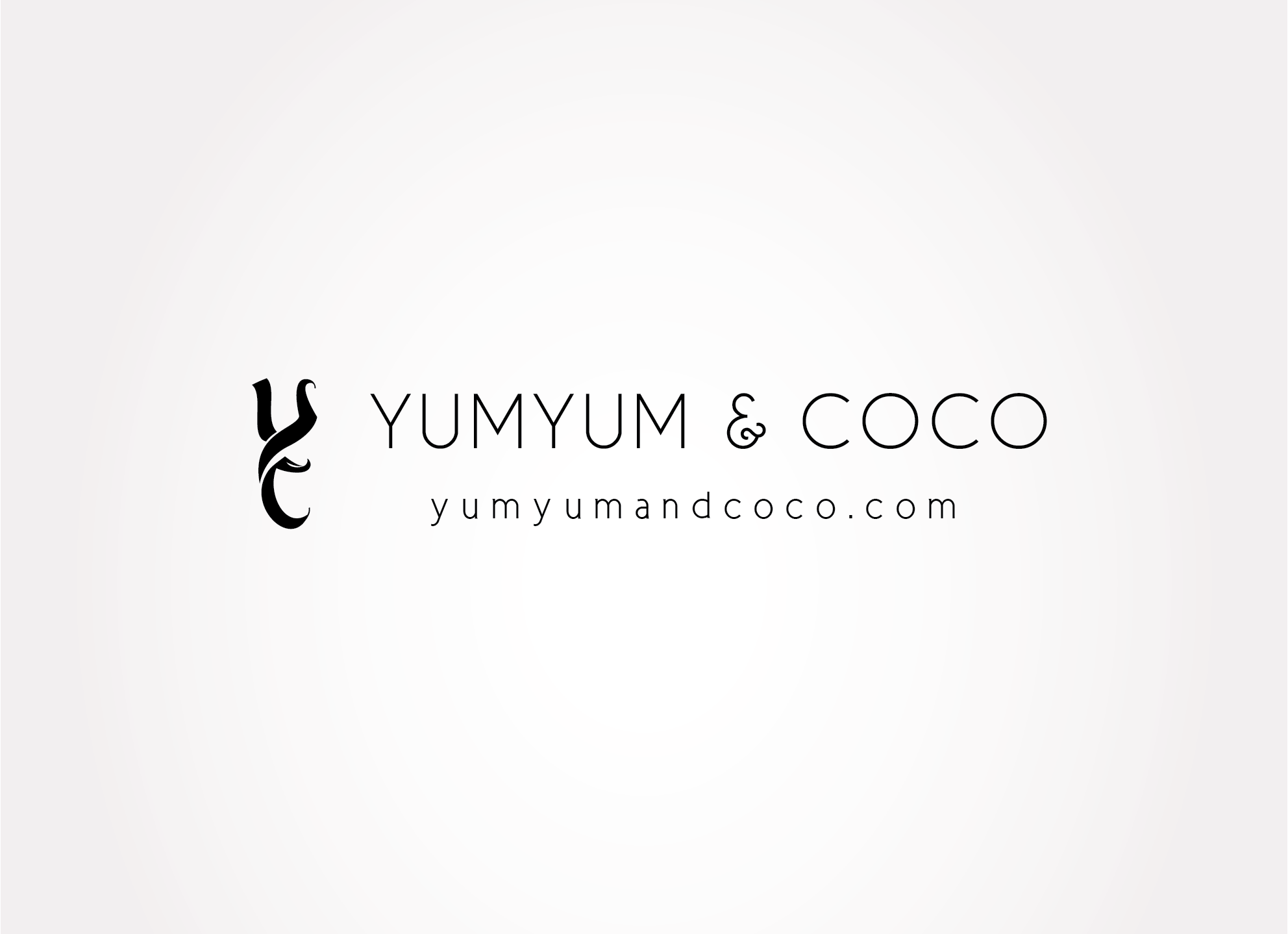 Logo Design by Son Graphics - Entry No. 242 in the Logo Design Contest Logo Design for YumYum & CoCo.