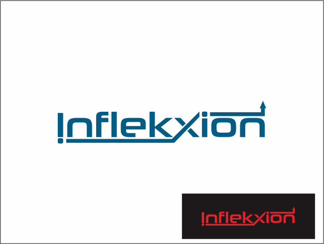 Logo Design by Agus Martoyo - Entry No. 37 in the Logo Design Contest Professional Logo Design for Inflekxion.