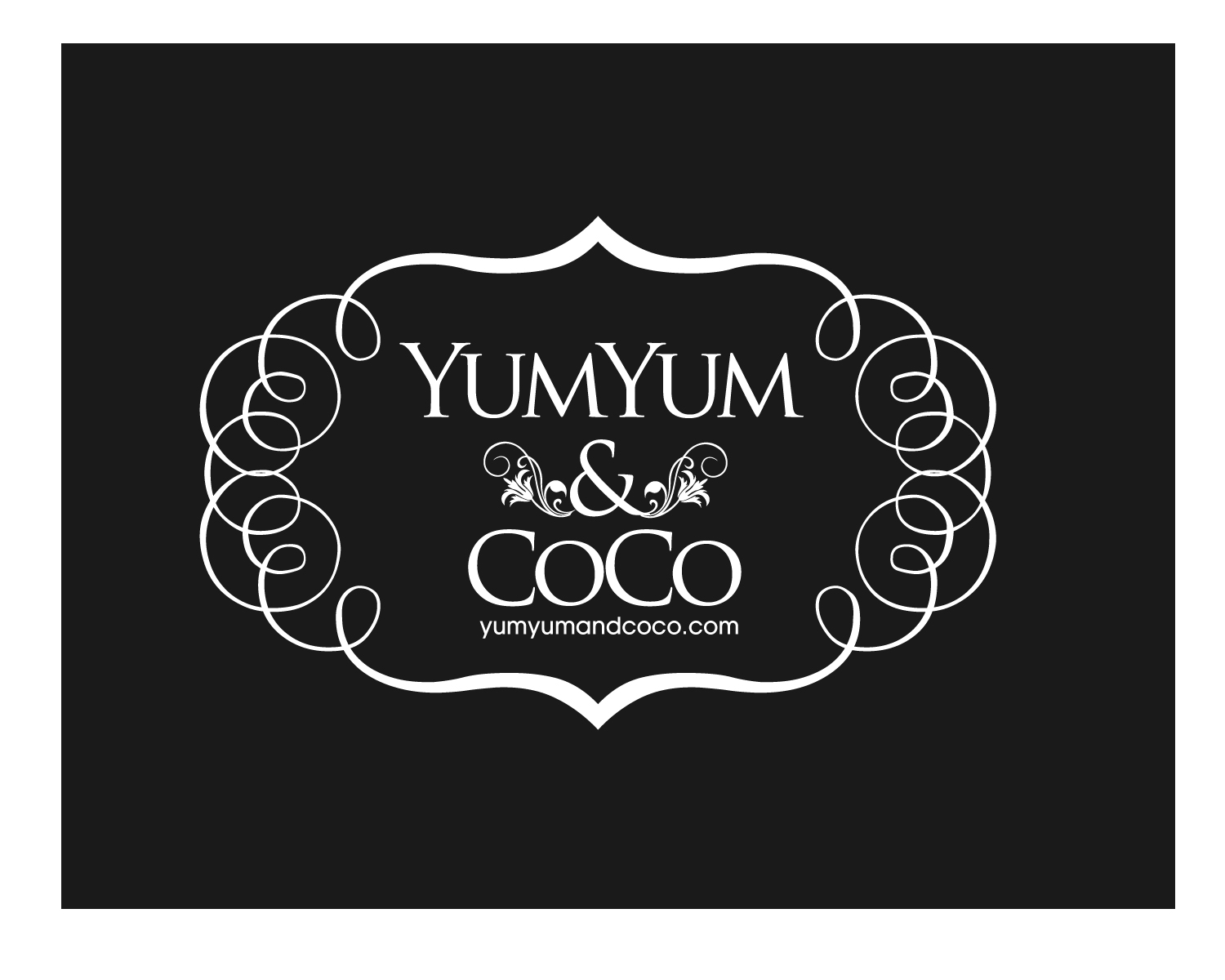 Logo Design by Jagdeep Singh - Entry No. 250 in the Logo Design Contest Logo Design for YumYum & CoCo.