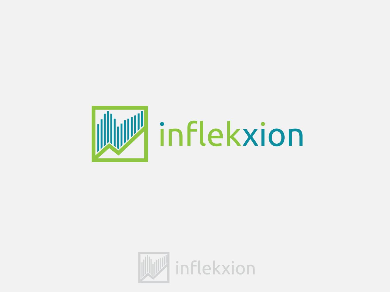 Logo Design by Jerameel Cabautan - Entry No. 38 in the Logo Design Contest Professional Logo Design for Inflekxion.