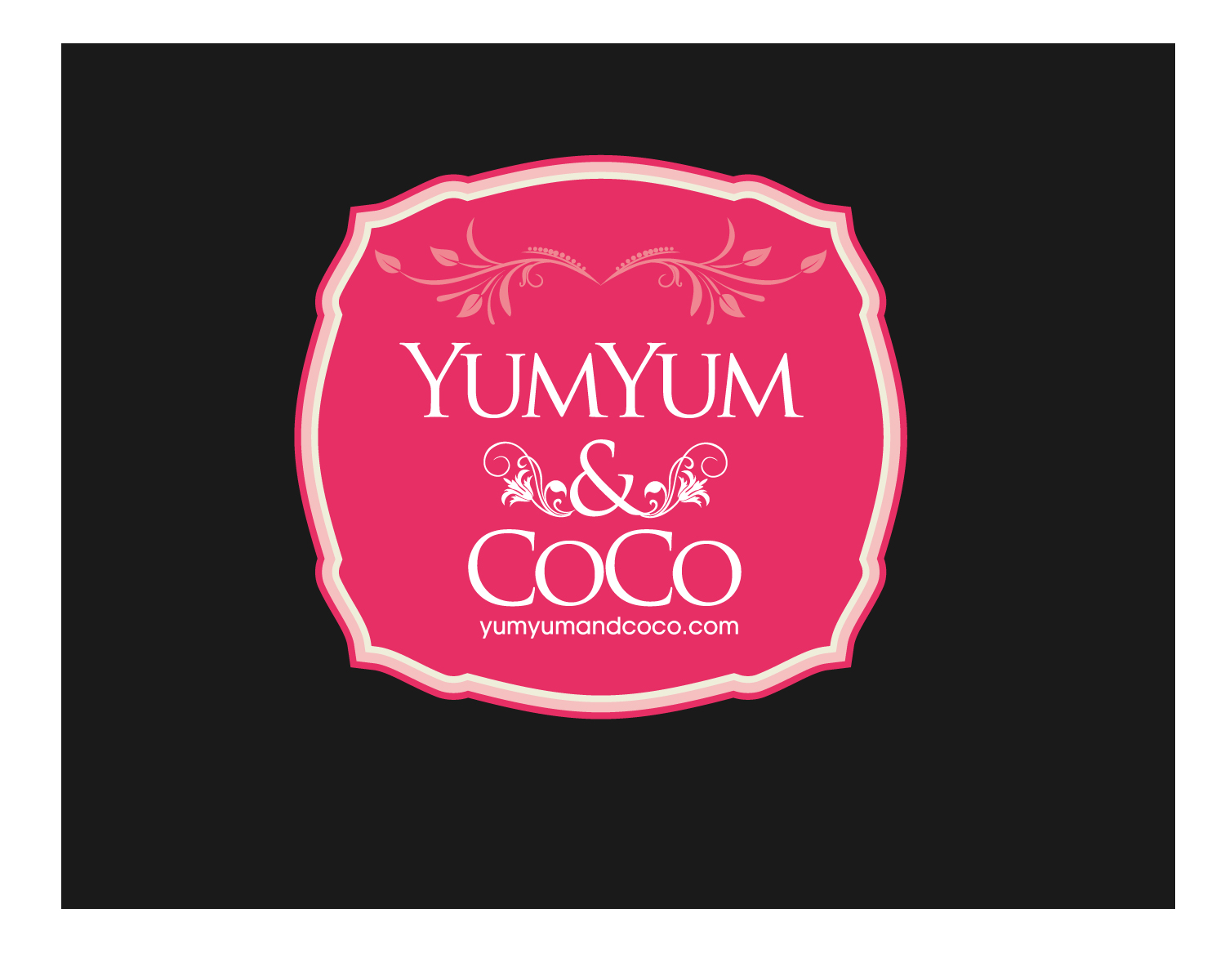 Logo Design by Jagdeep Singh - Entry No. 251 in the Logo Design Contest Logo Design for YumYum & CoCo.
