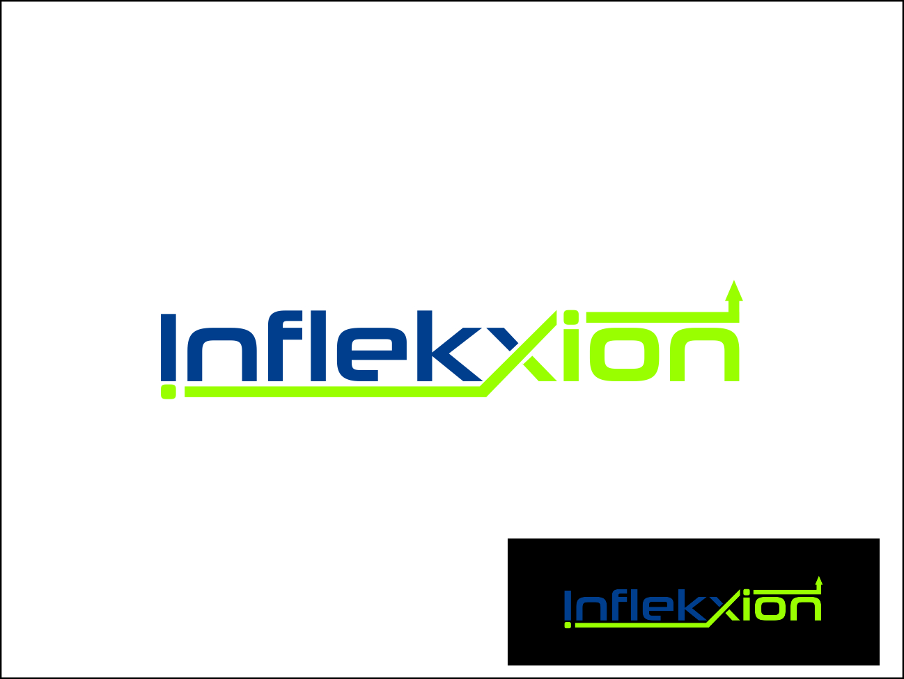 Logo Design by Agus Martoyo - Entry No. 39 in the Logo Design Contest Professional Logo Design for Inflekxion.
