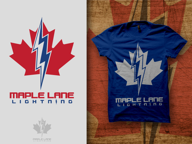 Logo Design by Jerameel Cabautan - Entry No. 153 in the Logo Design Contest Maple Lane Logo Design.