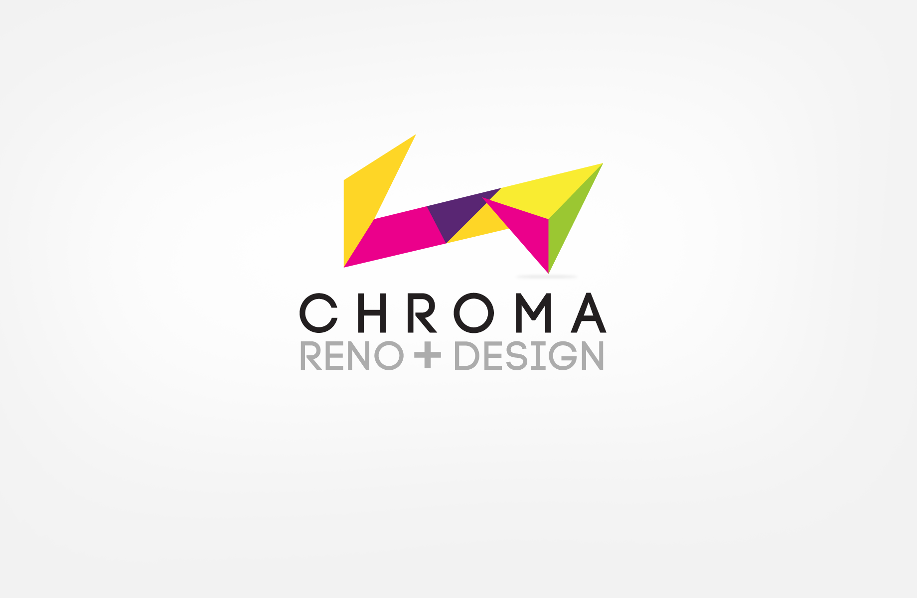 Logo Design by Jan Chua - Entry No. 68 in the Logo Design Contest Inspiring Logo Design for Chroma Reno+Design.