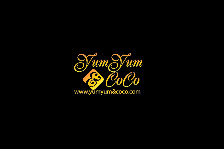 Logo Design by Private User - Entry No. 254 in the Logo Design Contest Logo Design for YumYum & CoCo.