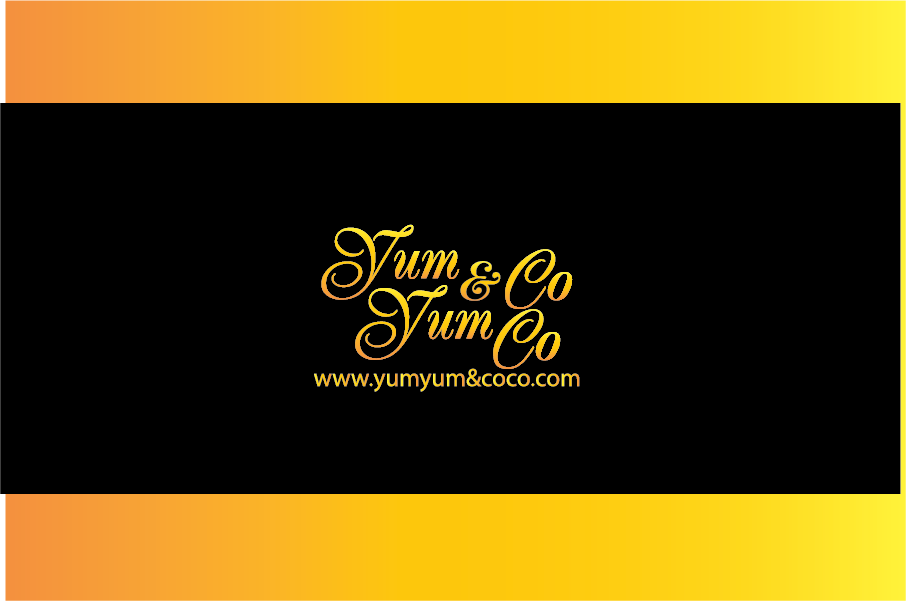 Logo Design by Private User - Entry No. 255 in the Logo Design Contest Logo Design for YumYum & CoCo.