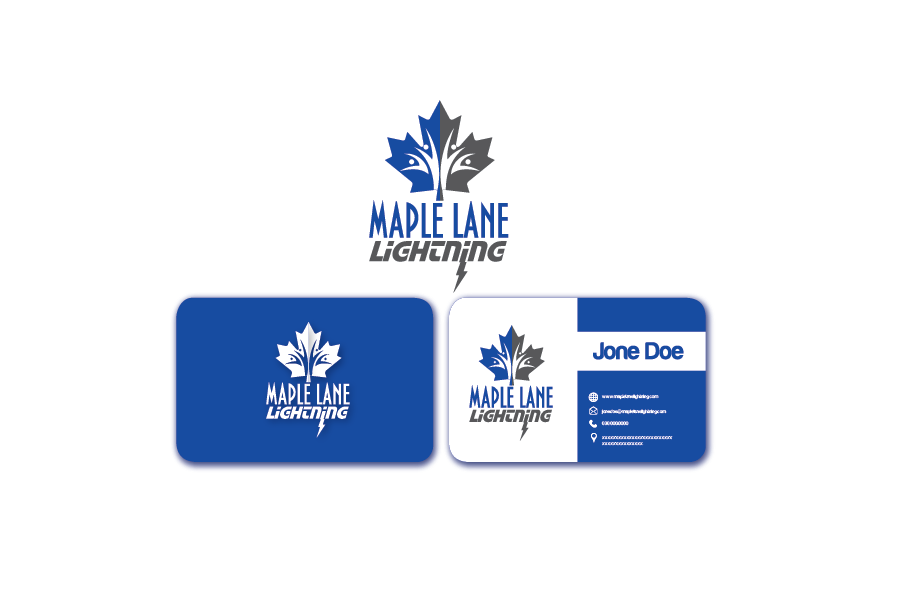 Logo Design by Private User - Entry No. 157 in the Logo Design Contest Maple Lane Logo Design.