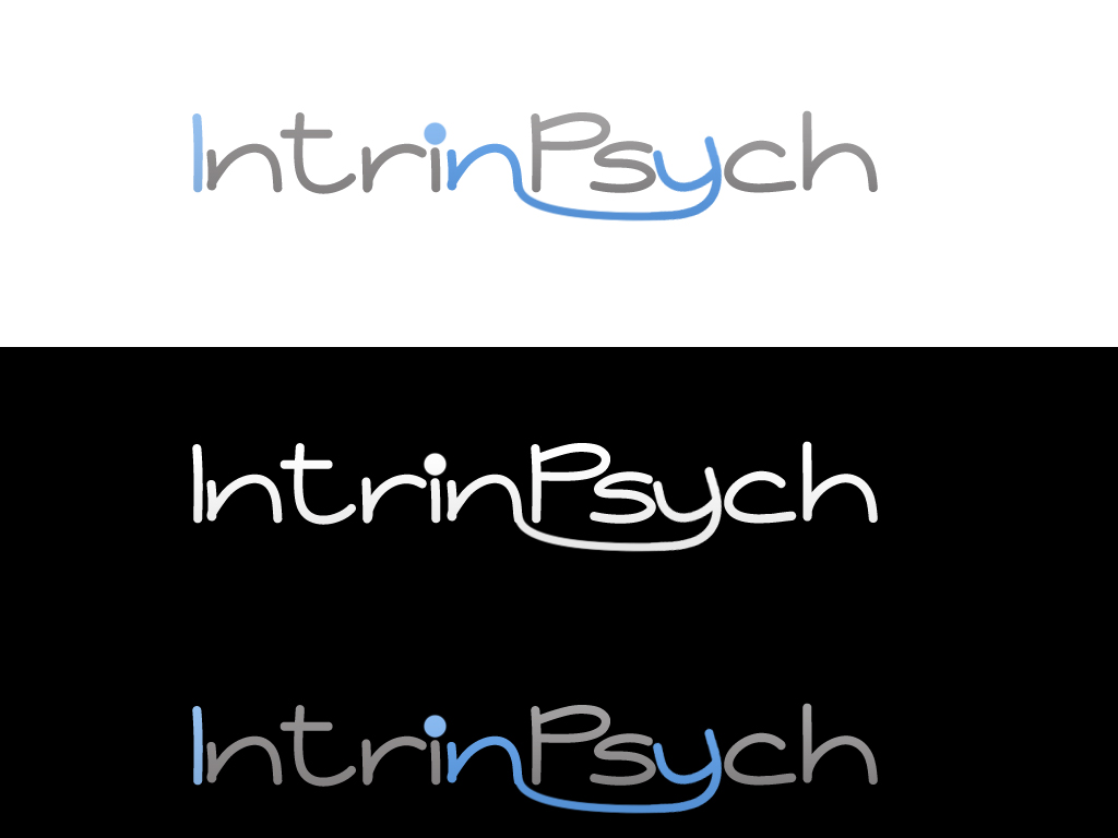 Logo Design by Jerry Nable Jr - Entry No. 185 in the Logo Design Contest New Logo Design for IntrinPsych.