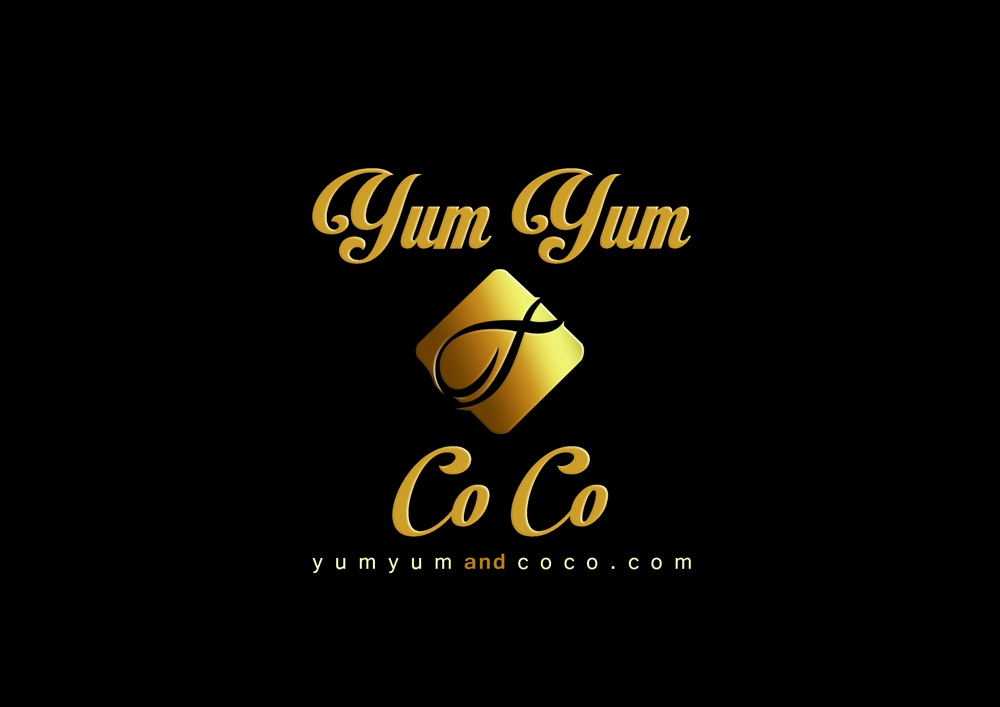Logo Design by Respati Himawan - Entry No. 256 in the Logo Design Contest Logo Design for YumYum & CoCo.