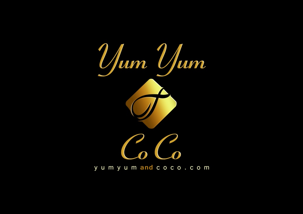 Logo Design by Respati Himawan - Entry No. 257 in the Logo Design Contest Logo Design for YumYum & CoCo.