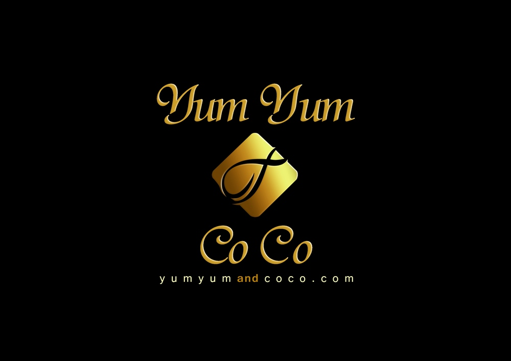 Logo Design by Respati Himawan - Entry No. 259 in the Logo Design Contest Logo Design for YumYum & CoCo.