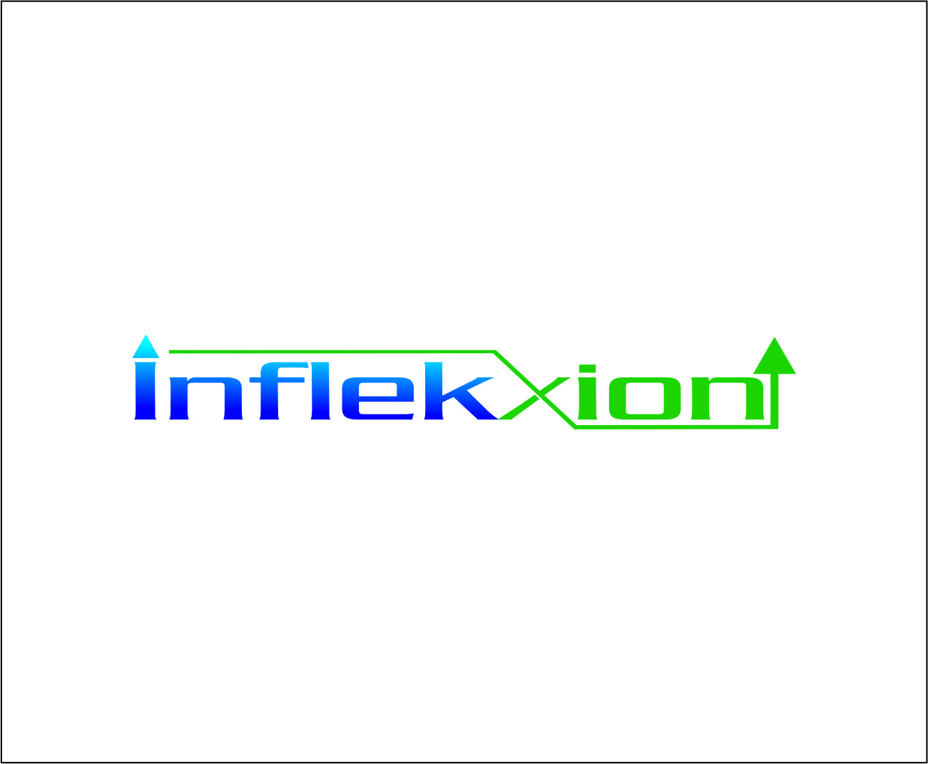 Logo Design by Agus Martoyo - Entry No. 41 in the Logo Design Contest Professional Logo Design for Inflekxion.