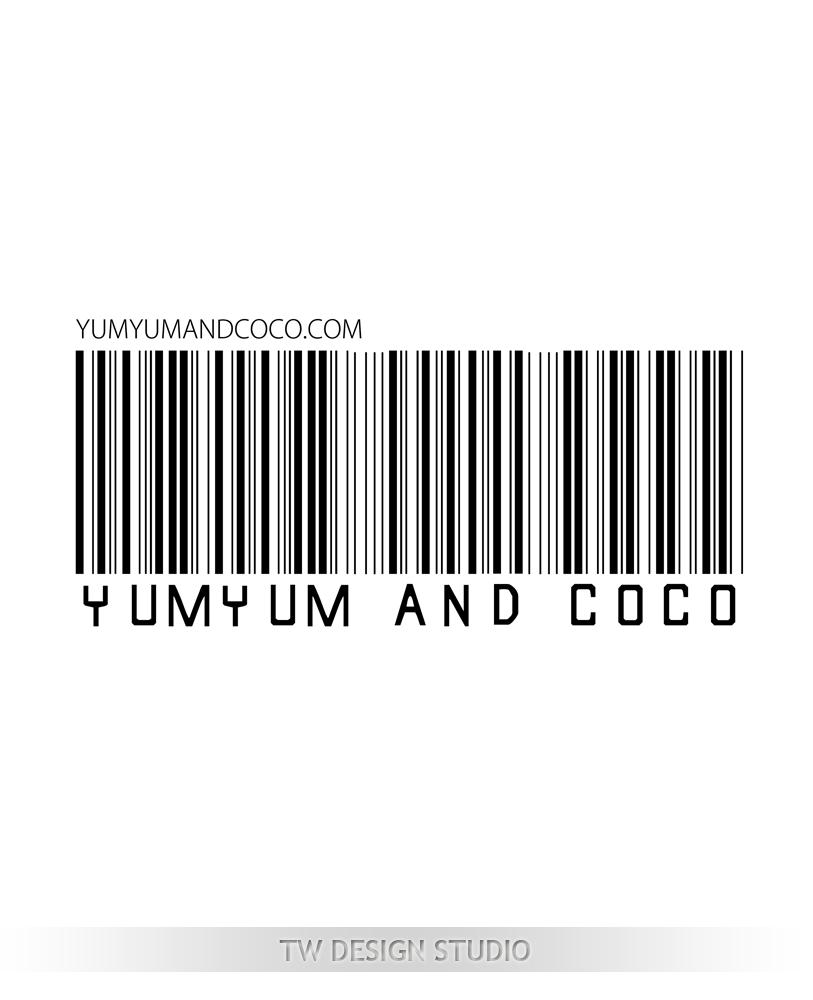 Logo Design by Private User - Entry No. 262 in the Logo Design Contest Logo Design for YumYum & CoCo.