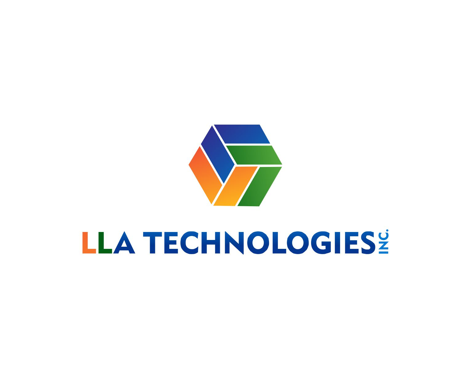 Logo Design by Muhammad Aslam - Entry No. 22 in the Logo Design Contest Inspiring Logo Design for LLA Technologies Inc..
