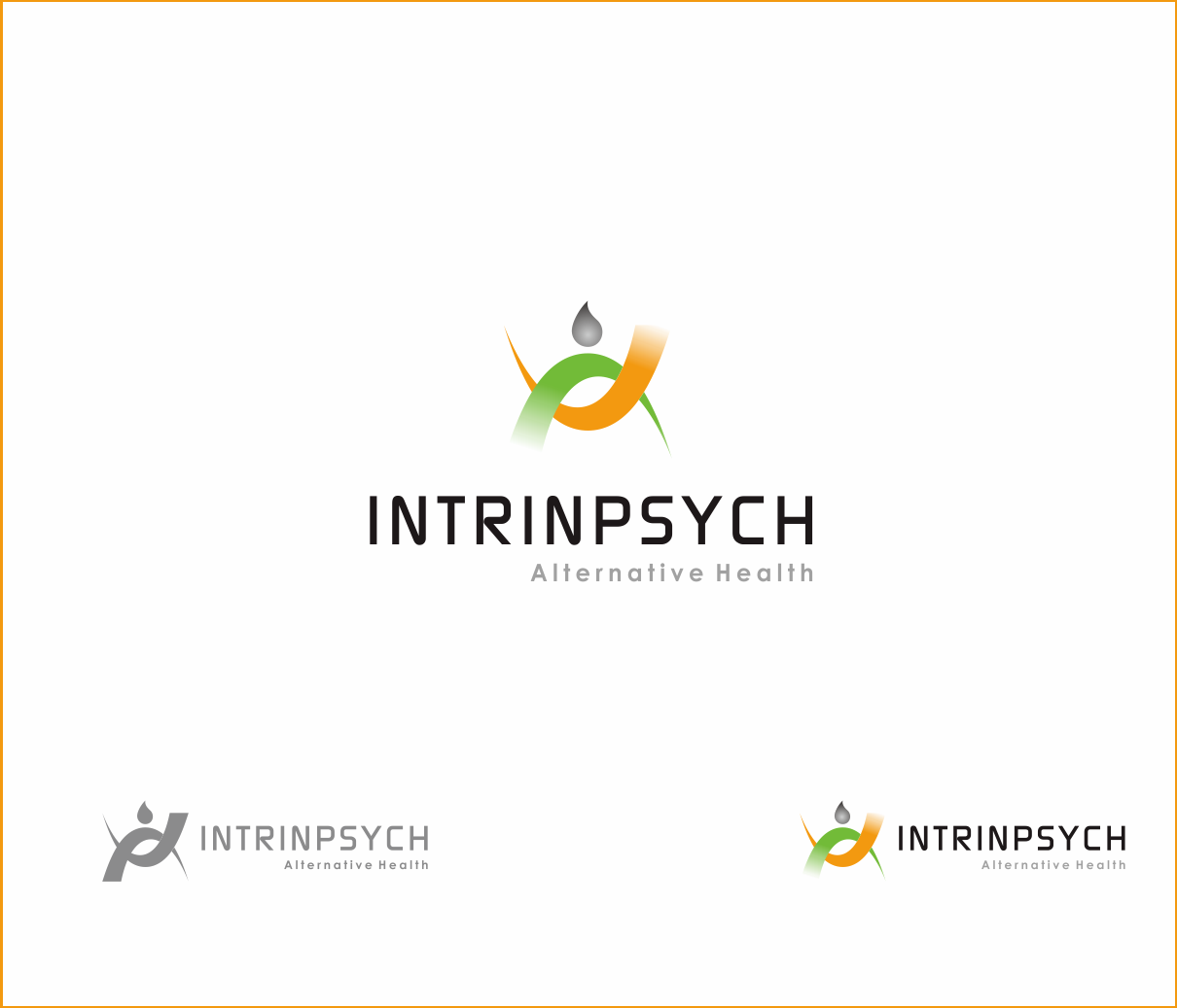 Logo Design by Armada Jamaluddin - Entry No. 190 in the Logo Design Contest New Logo Design for IntrinPsych.