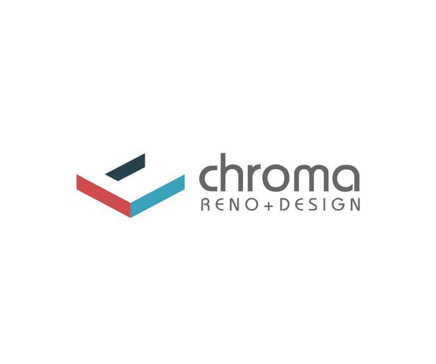Logo Design by untung - Entry No. 72 in the Logo Design Contest Inspiring Logo Design for Chroma Reno+Design.