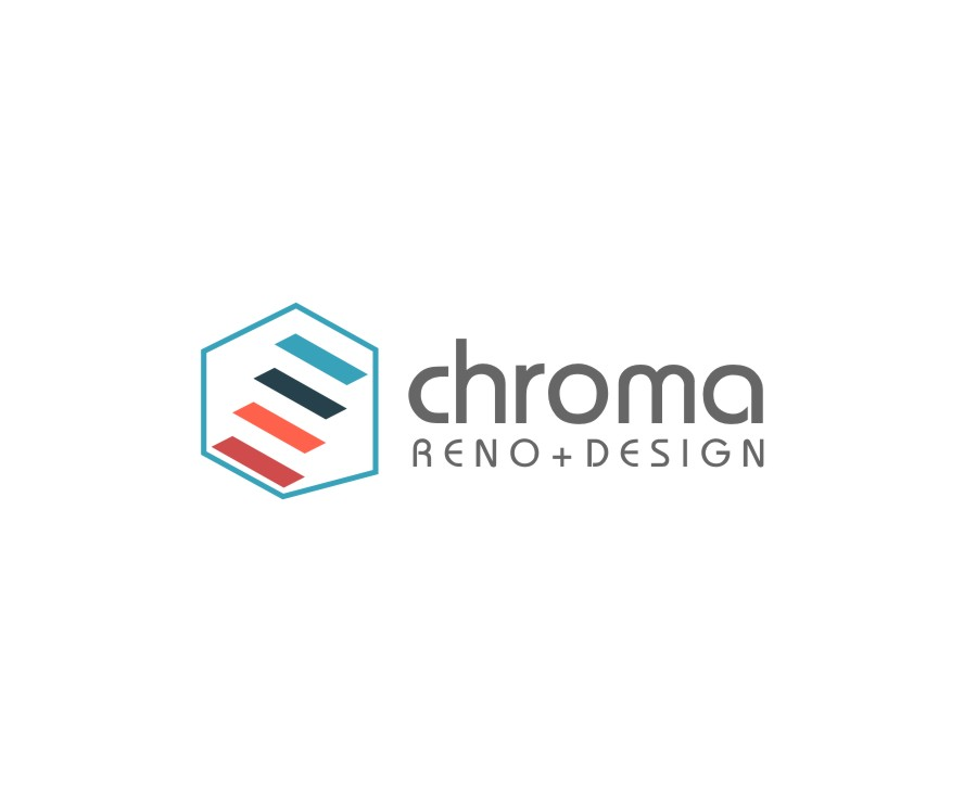 Logo Design by untung - Entry No. 73 in the Logo Design Contest Inspiring Logo Design for Chroma Reno+Design.