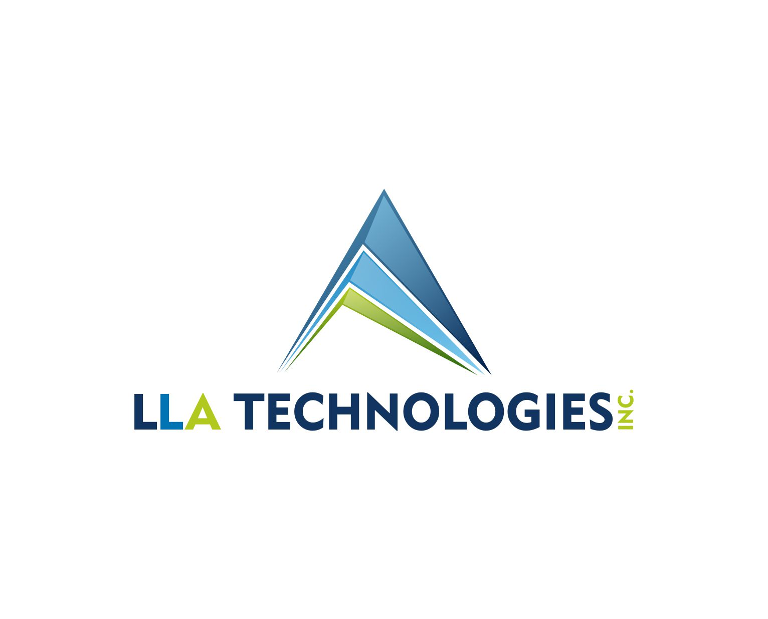 Logo Design by Muhammad Aslam - Entry No. 23 in the Logo Design Contest Inspiring Logo Design for LLA Technologies Inc..