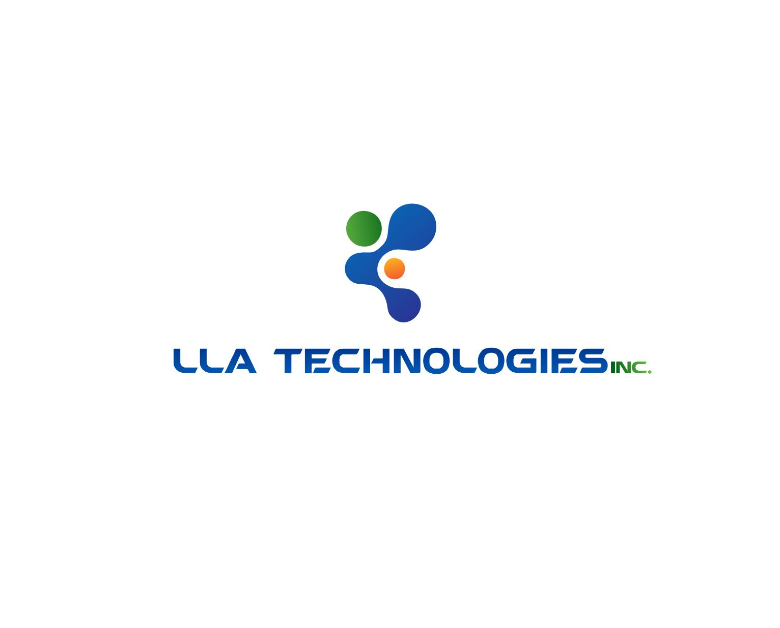 Logo Design by Muhammad Aslam - Entry No. 25 in the Logo Design Contest Inspiring Logo Design for LLA Technologies Inc..