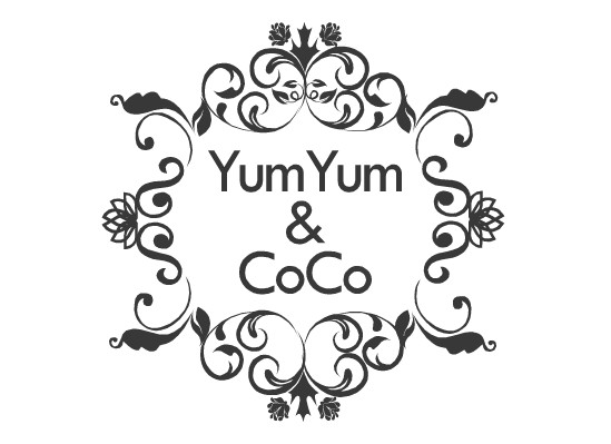 Logo Design by Ismail Adhi Wibowo - Entry No. 270 in the Logo Design Contest Logo Design for YumYum & CoCo.