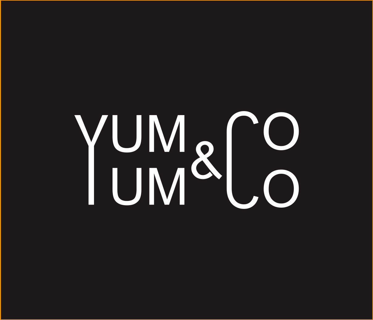 Logo Design by Armada Jamaluddin - Entry No. 272 in the Logo Design Contest Logo Design for YumYum & CoCo.