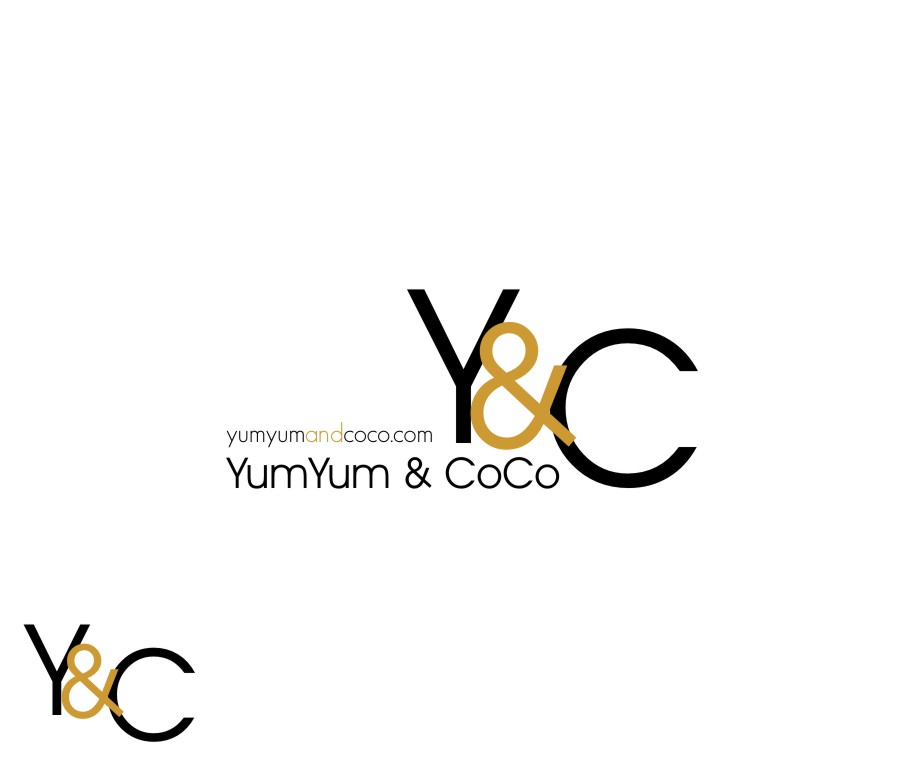 Logo Design by untung - Entry No. 274 in the Logo Design Contest Logo Design for YumYum & CoCo.