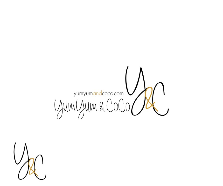 Logo Design by untung - Entry No. 275 in the Logo Design Contest Logo Design for YumYum & CoCo.