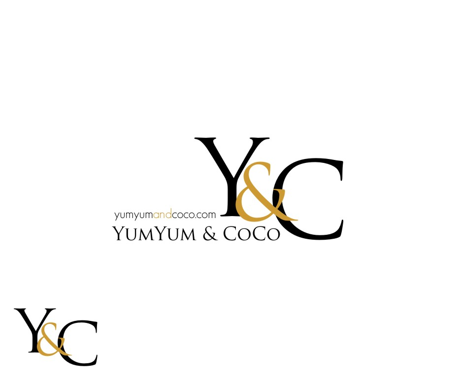 Logo Design by untung - Entry No. 276 in the Logo Design Contest Logo Design for YumYum & CoCo.