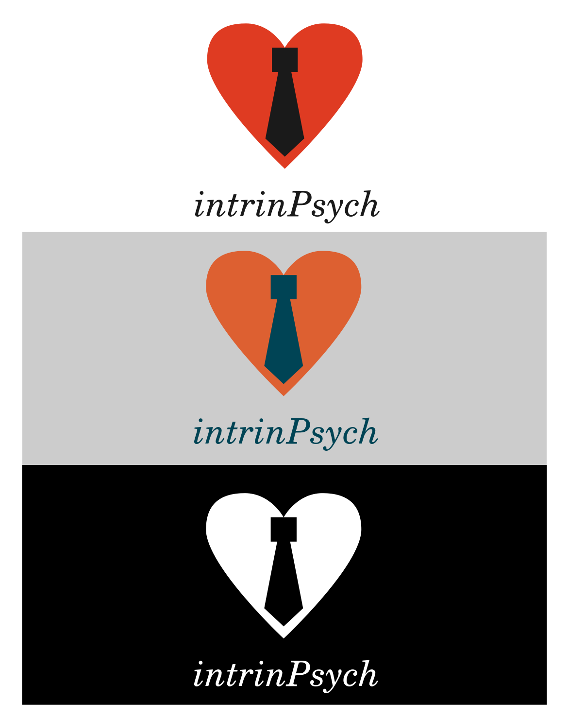 Logo Design by JaroslavProcka - Entry No. 200 in the Logo Design Contest New Logo Design for IntrinPsych.