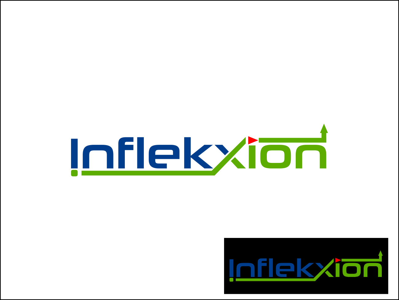 Logo Design by Agus Martoyo - Entry No. 53 in the Logo Design Contest Professional Logo Design for Inflekxion.