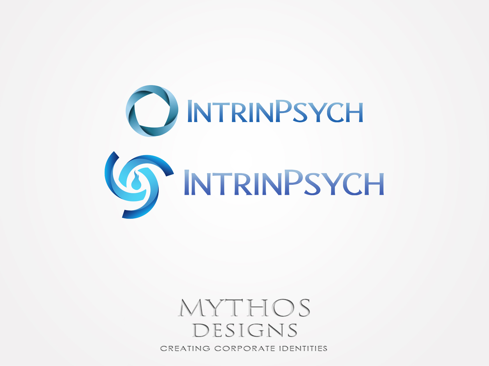 Logo Design by Mythos Designs - Entry No. 202 in the Logo Design Contest New Logo Design for IntrinPsych.