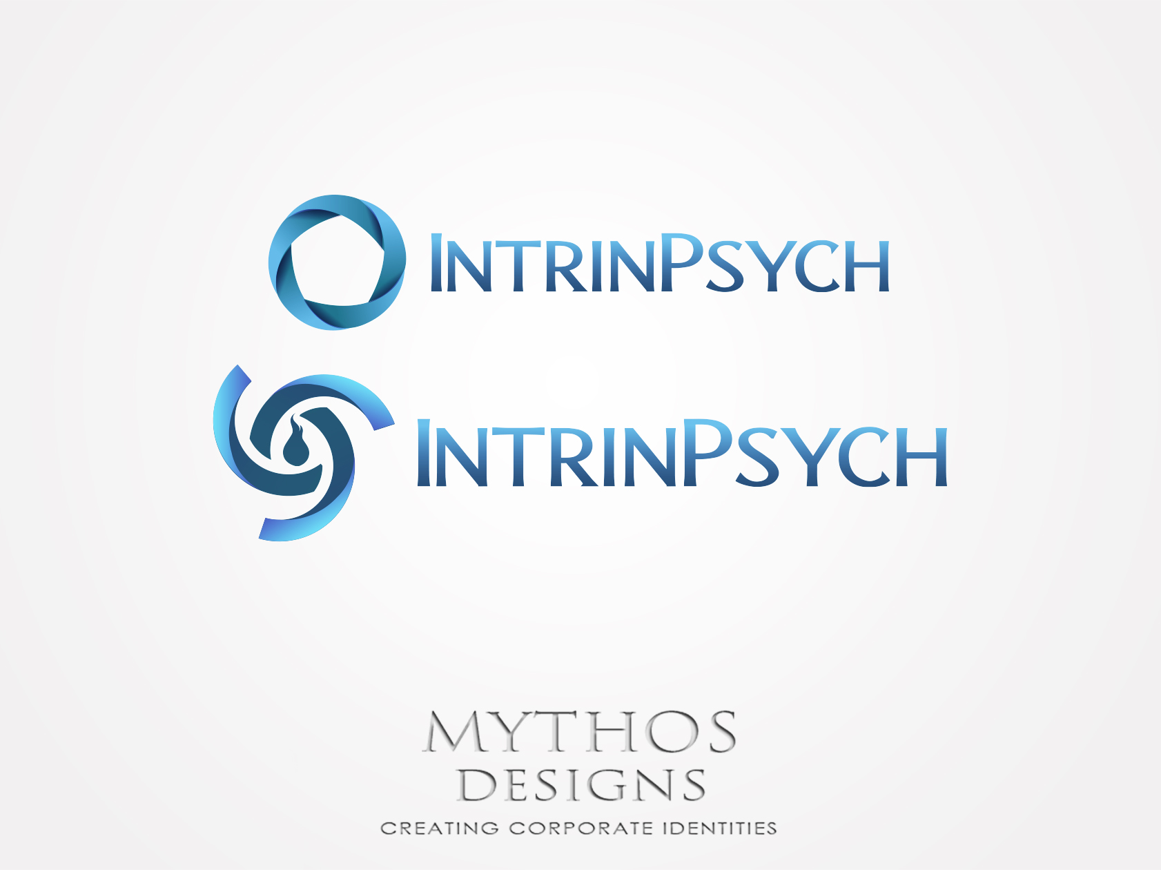 Logo Design by Mythos Designs - Entry No. 203 in the Logo Design Contest New Logo Design for IntrinPsych.