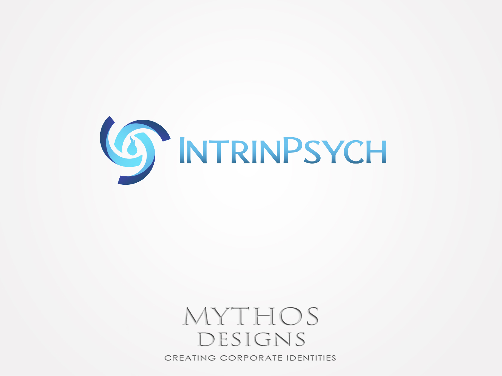 Logo Design by Mythos Designs - Entry No. 204 in the Logo Design Contest New Logo Design for IntrinPsych.