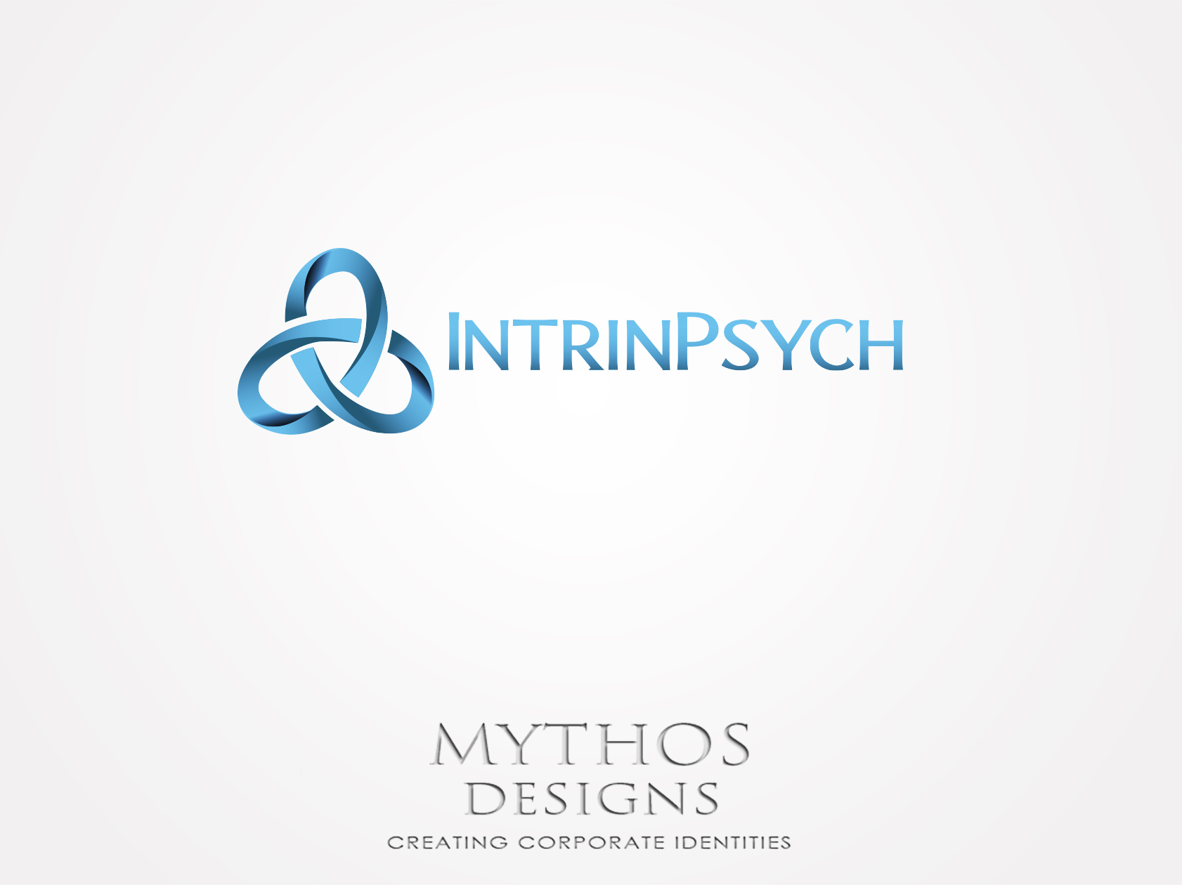 Logo Design by Mythos Designs - Entry No. 205 in the Logo Design Contest New Logo Design for IntrinPsych.