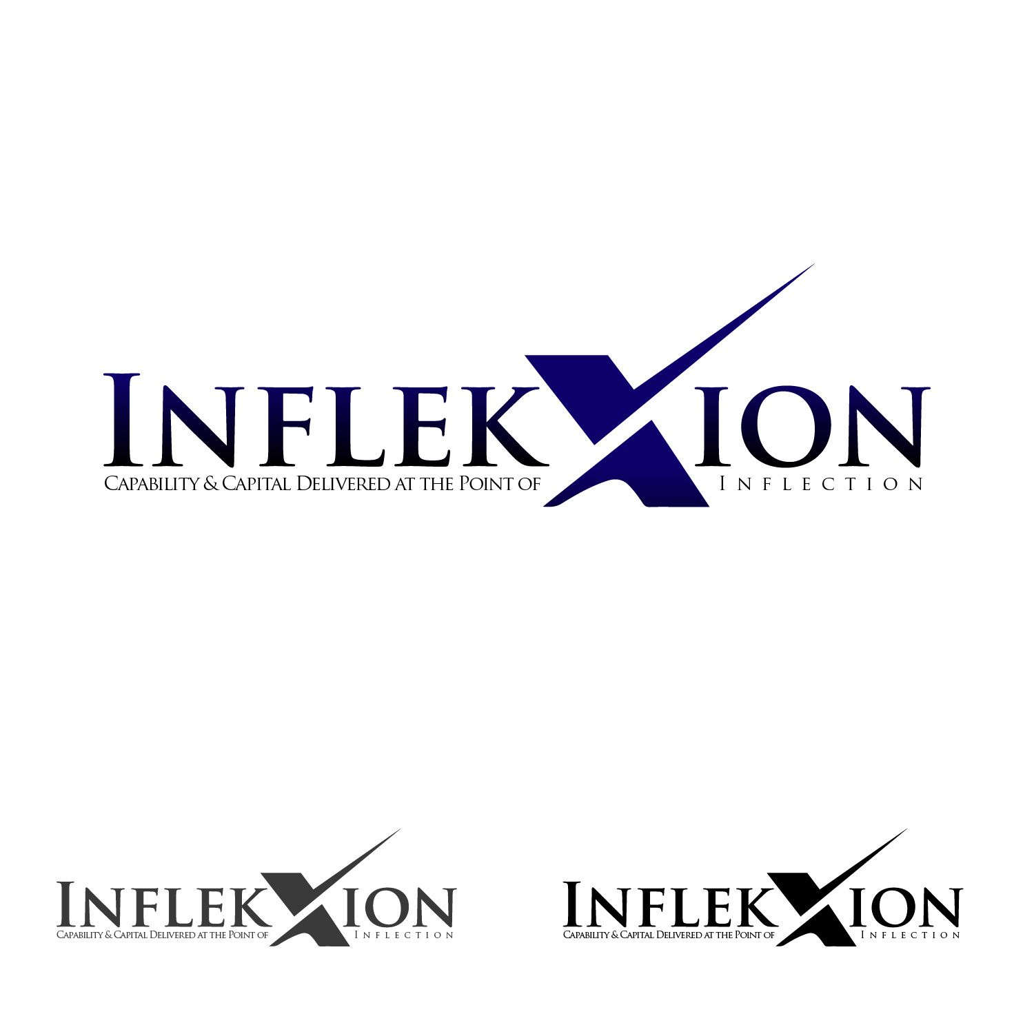 Logo Design by lagalag - Entry No. 55 in the Logo Design Contest Professional Logo Design for Inflekxion.