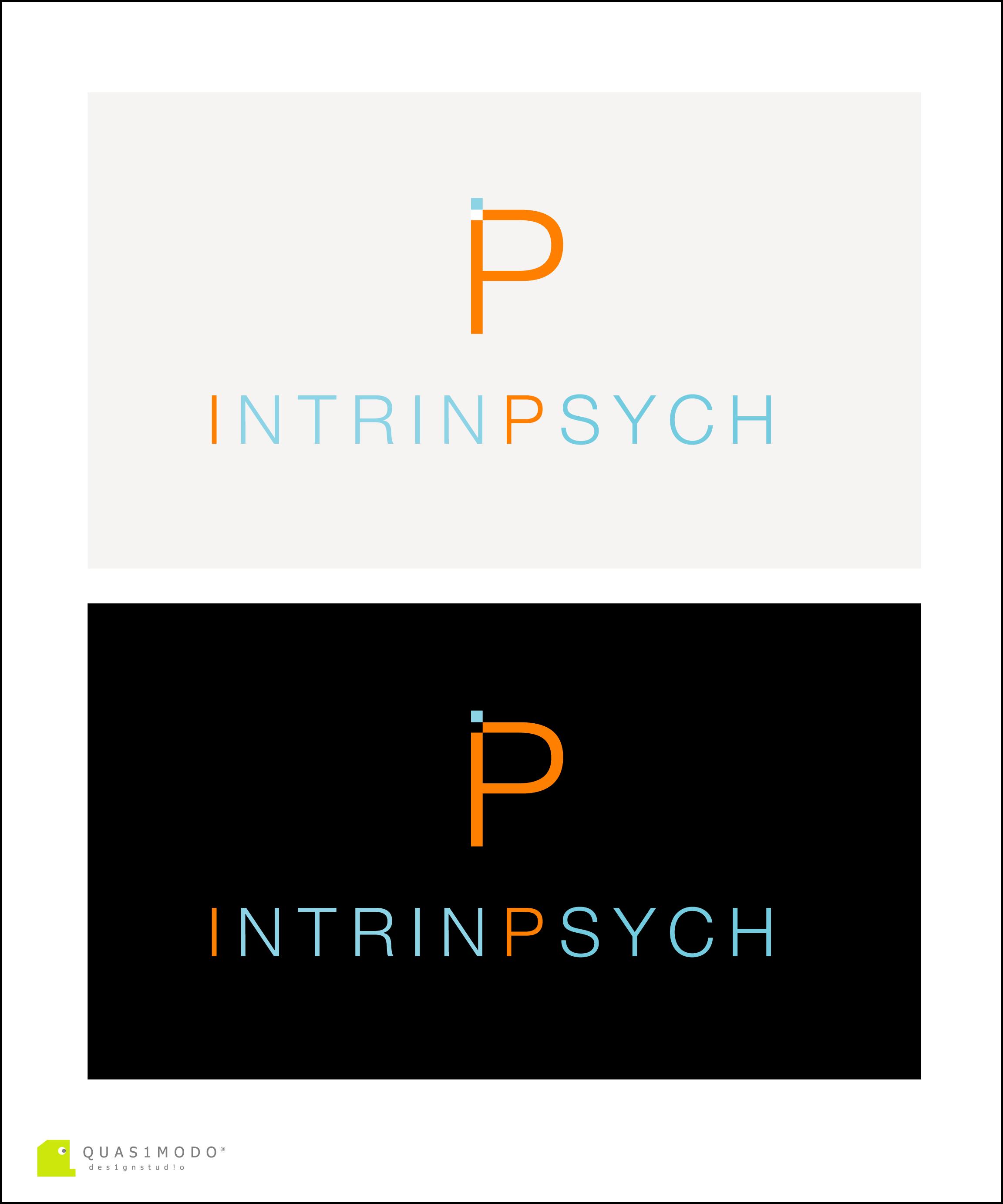 Logo Design by DIMITRIOS PAPADOPOULOS - Entry No. 207 in the Logo Design Contest New Logo Design for IntrinPsych.
