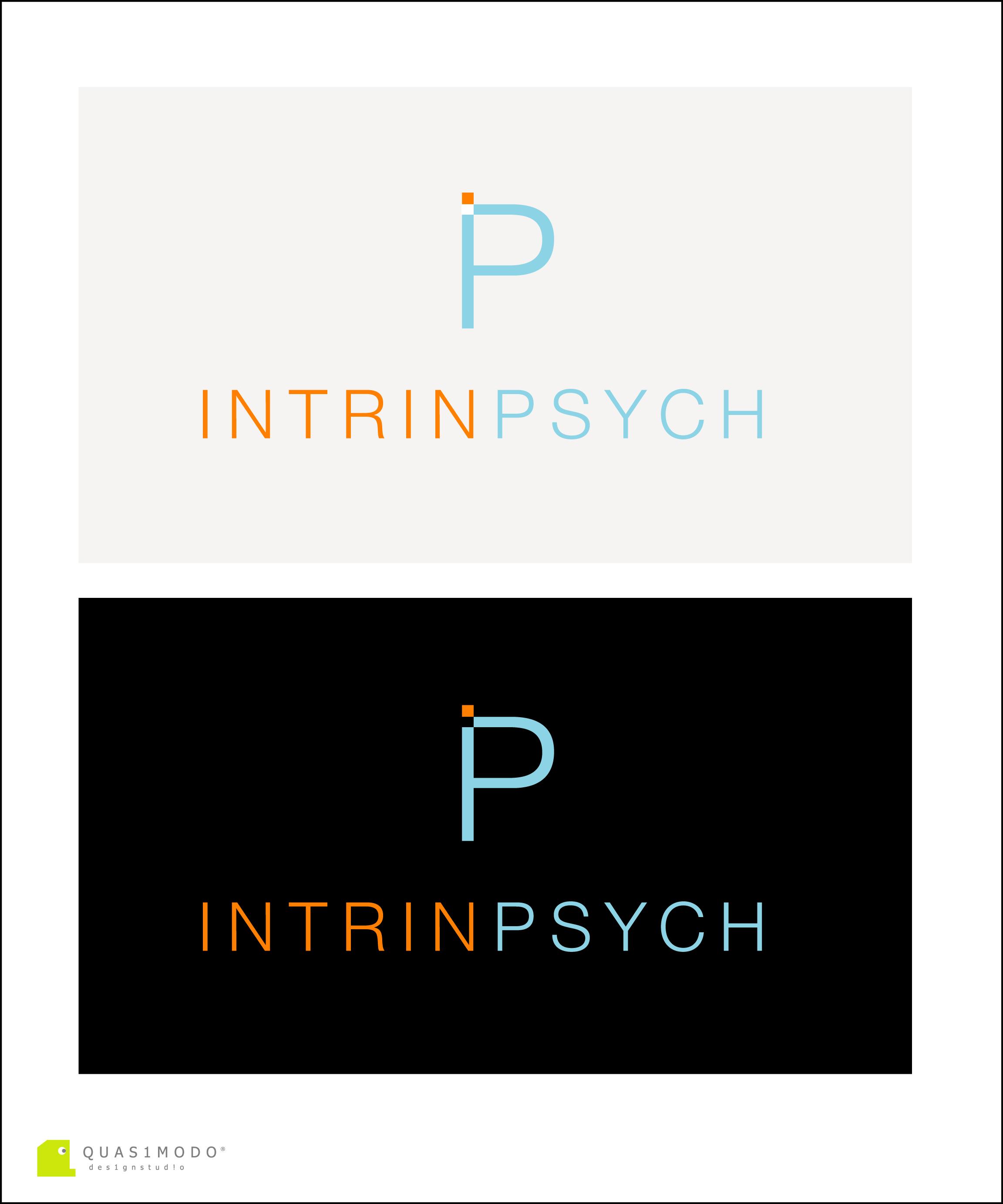 Logo Design by DIMITRIOS PAPADOPOULOS - Entry No. 209 in the Logo Design Contest New Logo Design for IntrinPsych.
