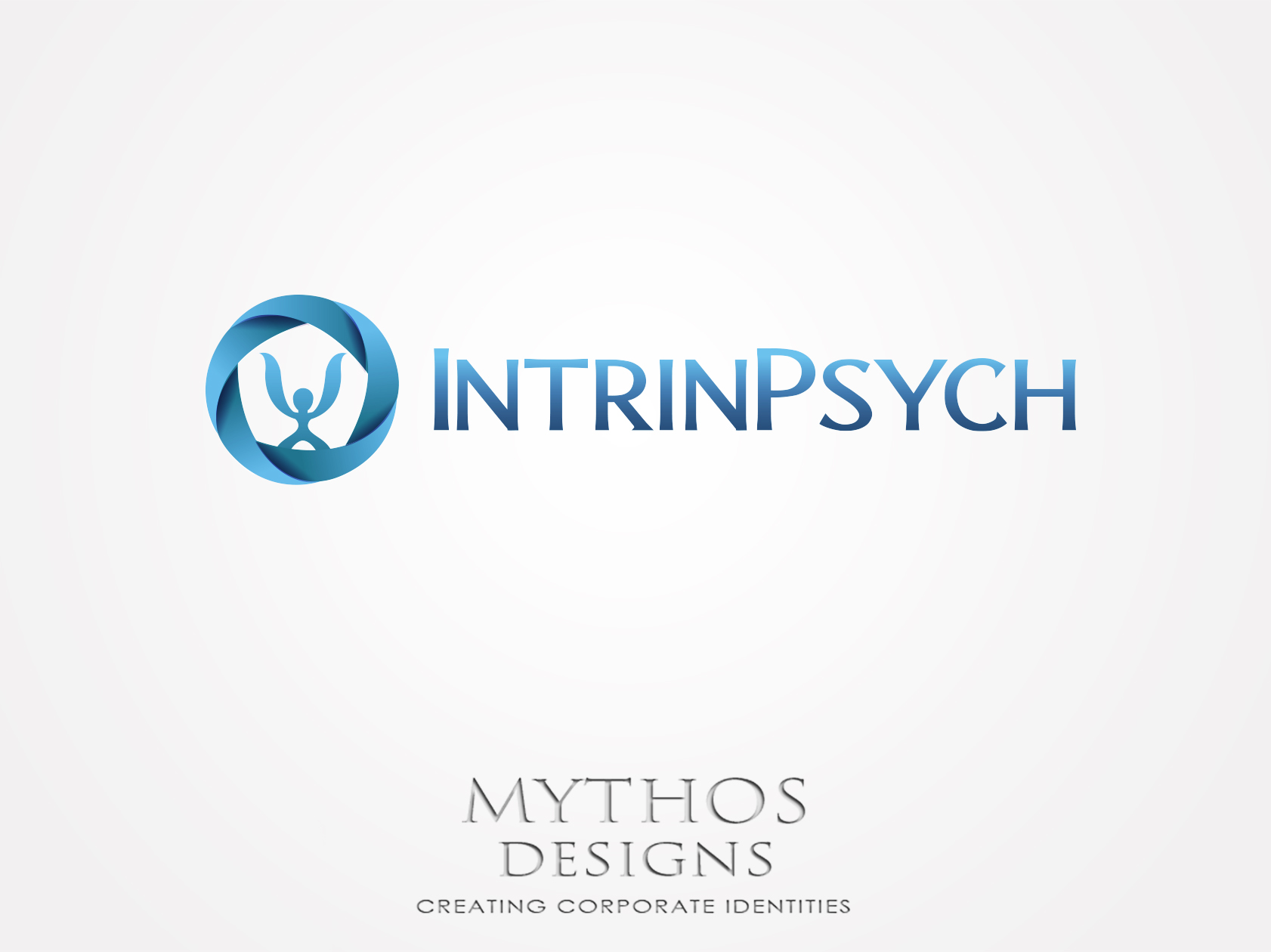 Logo Design by Mythos Designs - Entry No. 211 in the Logo Design Contest New Logo Design for IntrinPsych.