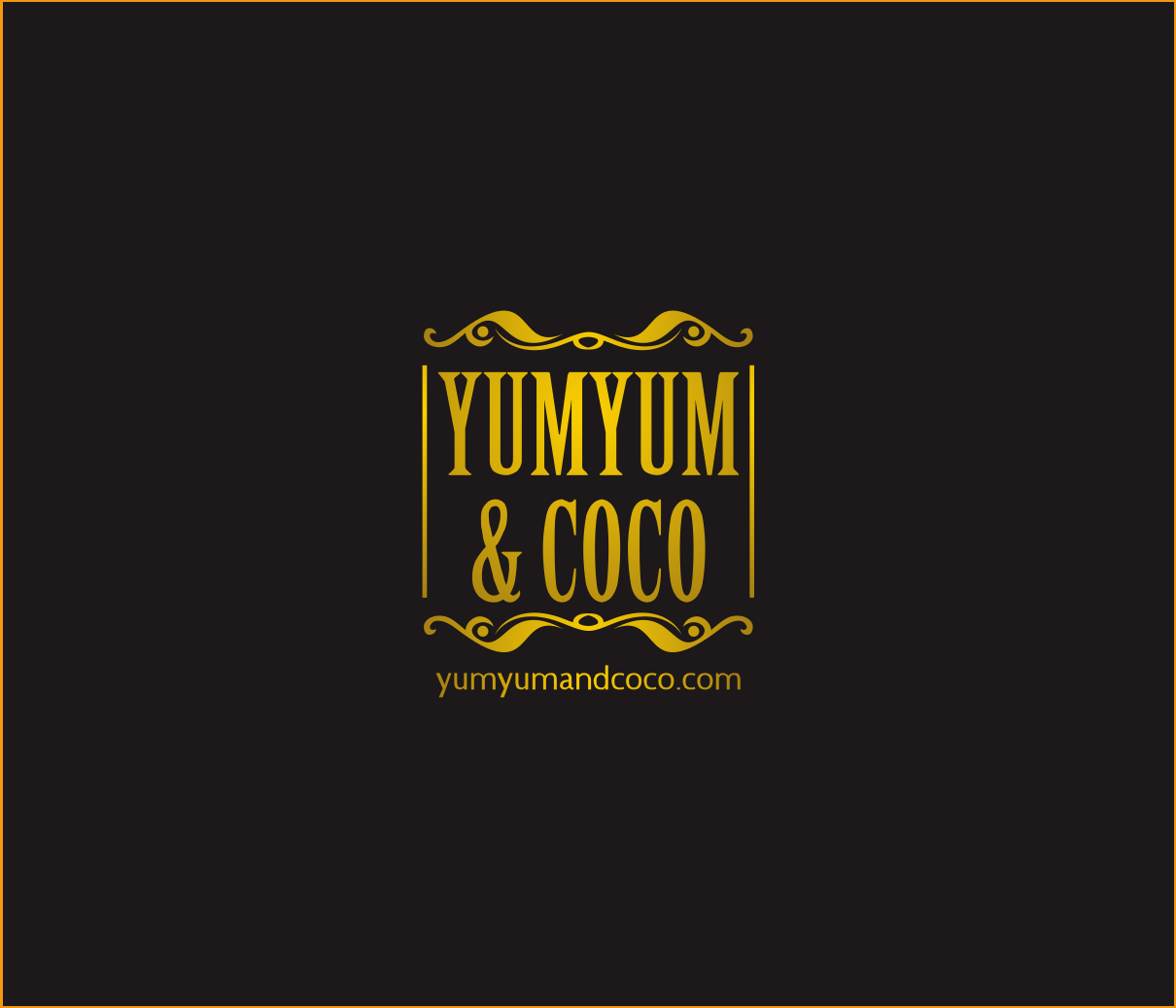 Logo Design by Armada Jamaluddin - Entry No. 280 in the Logo Design Contest Logo Design for YumYum & CoCo.